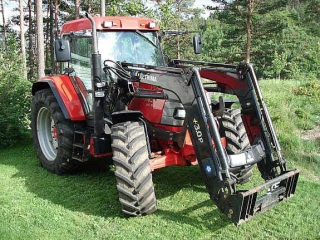 Tractor Mc Cormick MC 115 - 1/1