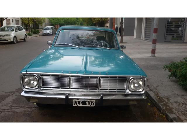 Vendo Valiant 4 - Modelo 1967 - 1/4