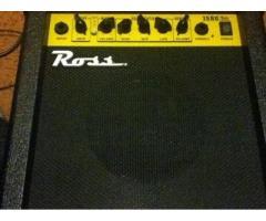 Amplificador Guitarra Ross G-15r