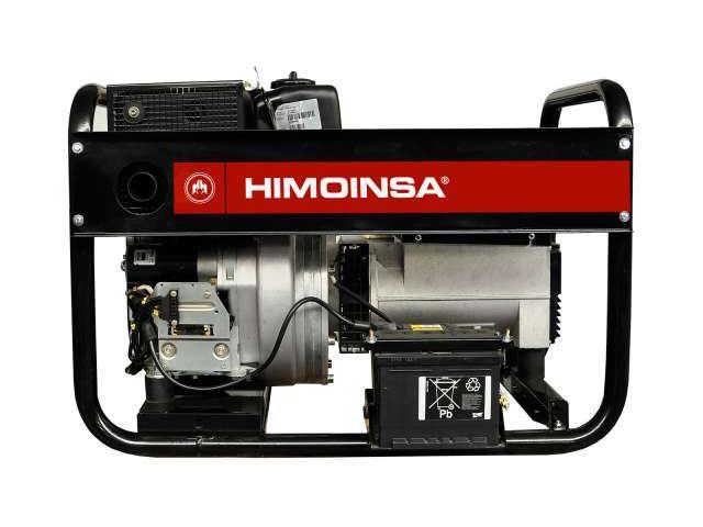 Grupo electrógeno Himoinsa 30 kw - 1/1