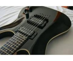 Guitarra Electrica Cort KX Negra (KX5 FR BKM)