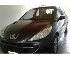 Peugeot 207 active compact 1.4 mod 2012