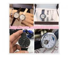 Fuente 2017 nuevos relojes de las mujeres de la manera, marca de fábrica Gucci, Chanel, Dior,