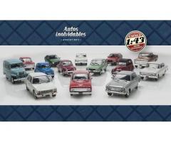 Autos clásicos argentinos Salvat