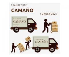 TRANSPORTE CAMAÑO