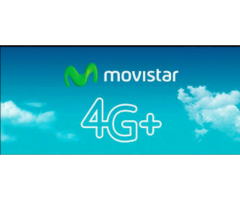 Plan 4G Plus de Movistar