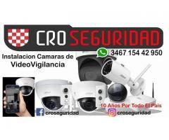 Instalación Camaras de VideoVigilancia