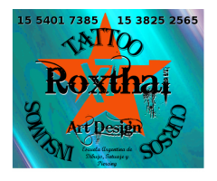 Roxthal Irons maquinas de tattoo artesanales