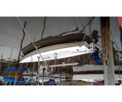 barco a vela en venta precio negociable-AS 19 pies-