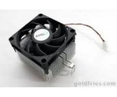 Cooler y disipador para  AMD