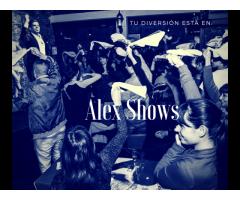 Show de Salsa-Alex Muñoz desde Cuba