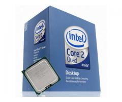 CPU (Microprocesador) Intel Core 2 Quad Q6600 Step G0 - SLACR