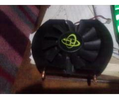FAN COOLER de GPU XFX Geforce GTS 250 1GB