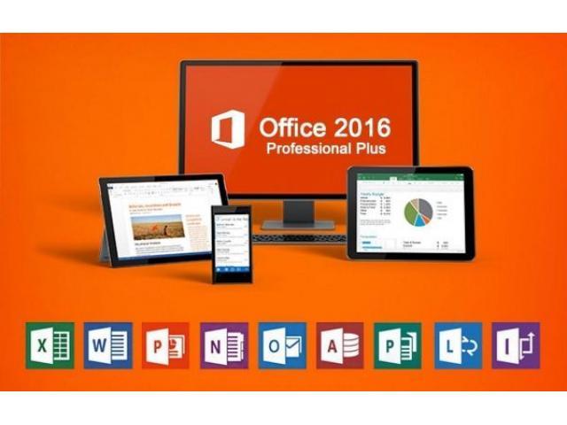 Microsoft Office 2016 >> Microsoft Office 2016 Professional Plus General Rodriguez