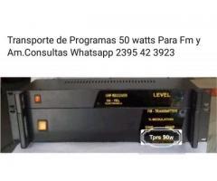 Transmisores Para Radios de FM
