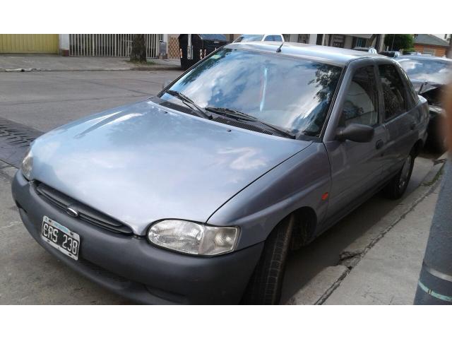 vendo ford escort 99 capital federal segunda mano argentina avisos clasificados gratis vendo ford escort 99