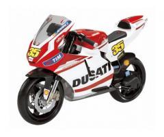 moto a bateria Ducati