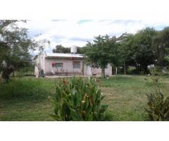Casa quinta sobre lote de 3 hectareas urgente