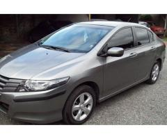 HONDA CITY LX MT 1.5  2011