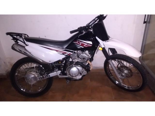 Moto Yamaha xtz 125 - 1/2