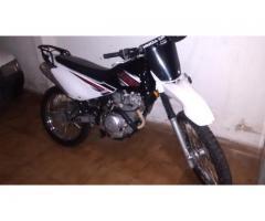 Moto Yamaha xtz 125