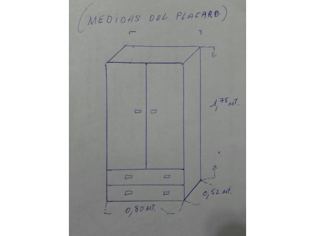 Placar Chico de dos puertas - 4/4