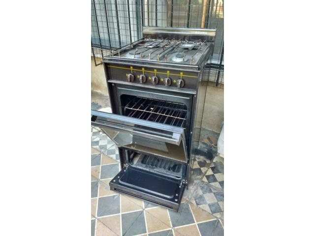 Cocina Domec Gas Natural - 1/2