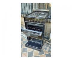 Cocina Domec Gas Natural