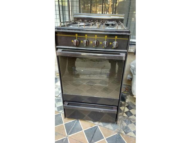 Cocina Domec Gas Natural - 2/2