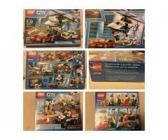 IDEAL DÍA DEL NIÑO!!!!!! LEGO - Juego Persecución Por La Autopista - 100 % Originales!!