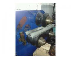 Curvadora guarda rail y perfiles pesados