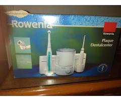 Centro dental electrico para remover la placa dental, Rowenta+cepillos