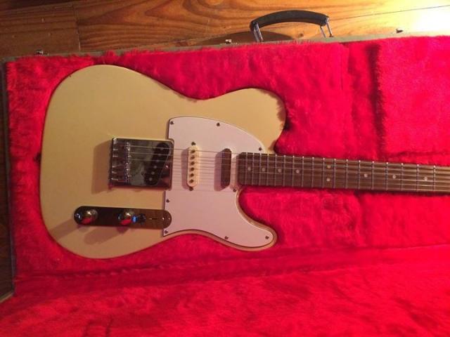Guitarra Squier Telecaster Nashville - 3/4