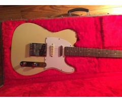 Guitarra Squier Telecaster Nashville - Imagen 3/4