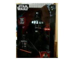 Excelente oportunidad vendo muñeco electronico star wars