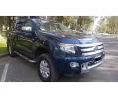 Ford Ranger 2.2 C/doble 6mt 4x2 Xl Safety