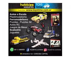 TOYS TIME HOBBIES