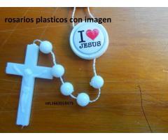 rosarios de plasticos full