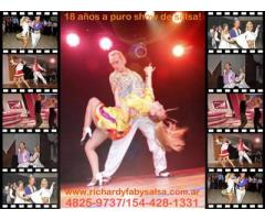 Salsa clases particulares