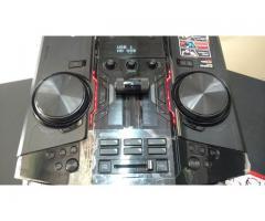 Sistema De Audio Lg Modelo Cm9960 Excelente Estado!!