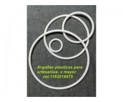 aros de plastico irrompibles artesanias