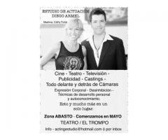 Estudio de Actuación Diego Armel (Cine, Teatro, Tv...)