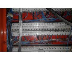 Electricista aamplia experiencia