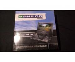 reproductor de dvd portatil philco