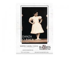 Danza Clasica | Ballet Infantil. Iniciación a la Danza. Puntas.