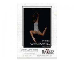 Clases de Danza Contemporanea. Tecnicas Mixtas.
