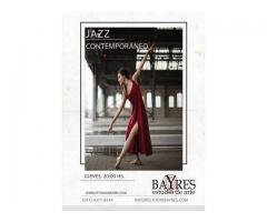 Clases de Jazz Contemporaneo