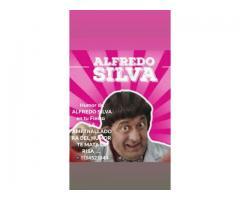 Alfredo Silva en tu Fiesta