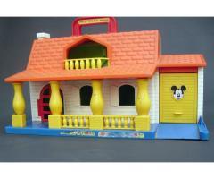 casita de Mickey DISNEY usada