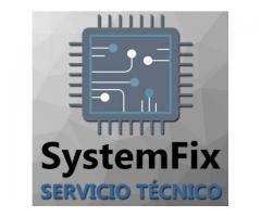 SystemFix Reparaciones de Pc